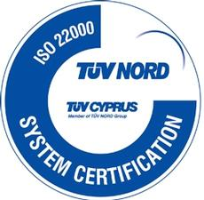 TUV Nord ISO 22000