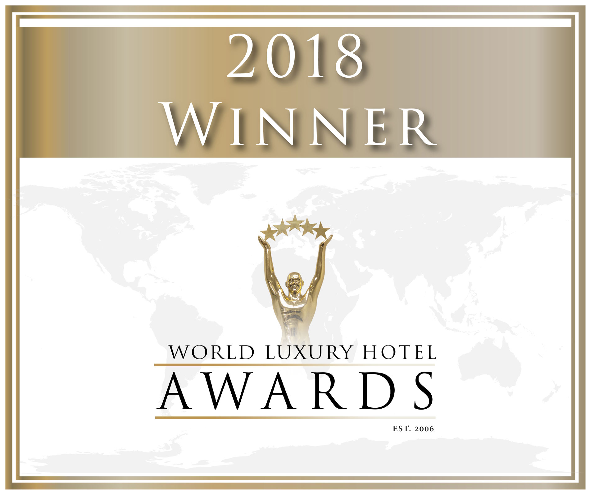 St Raphael Resort 2018 World Luxury Hotel Awards Winner!