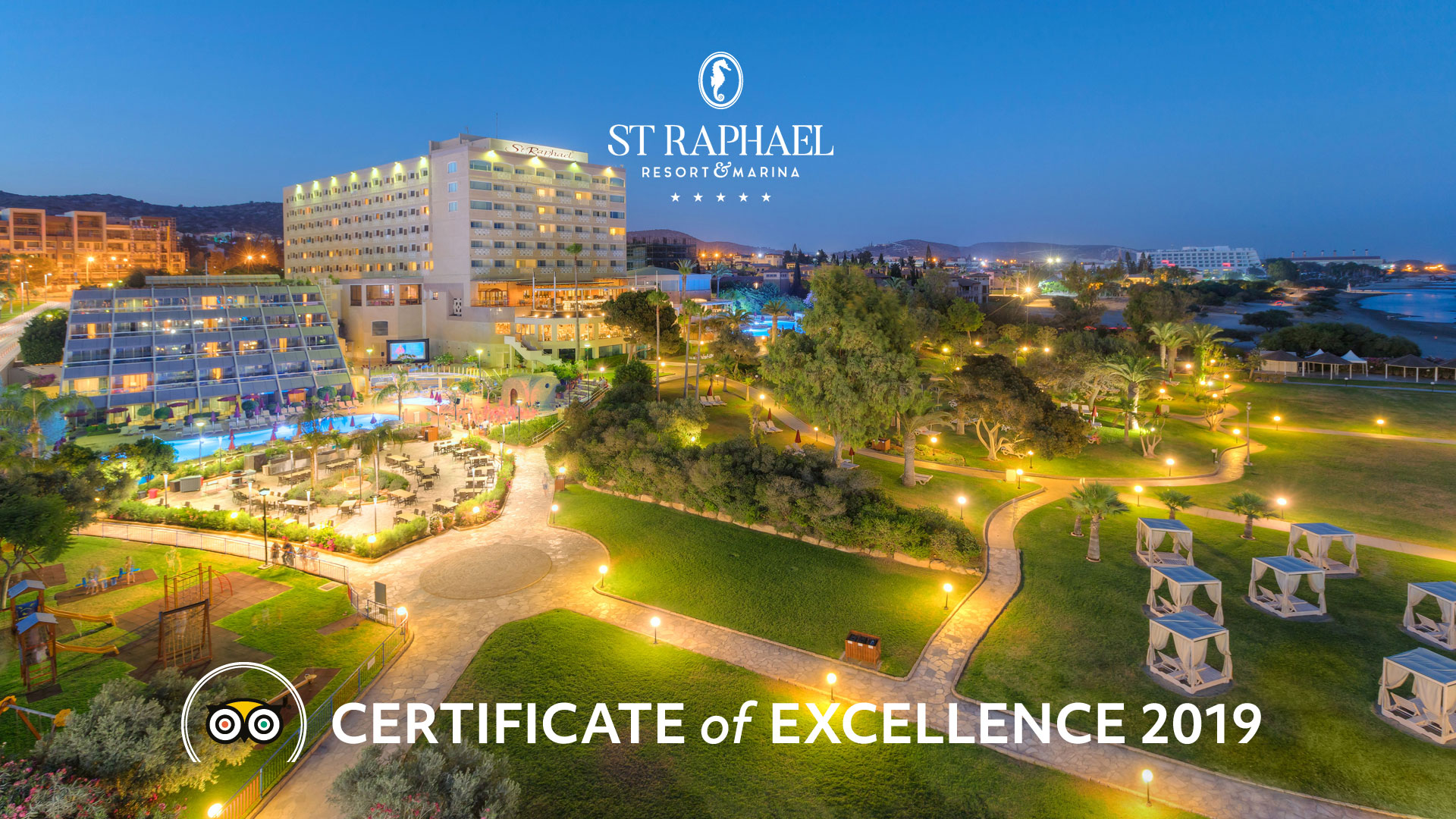 Announcing our TripAdvisor Certificate of Excellence 2019