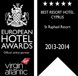 European Hotel Awards, Virgin Atlantic, Best Resort Hotel Cyprus